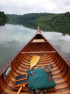 Oldtown canoe