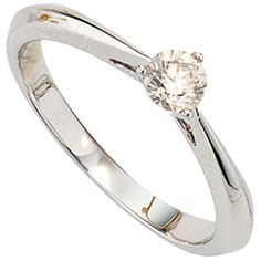 Dreambase Damen-Ring 1 Diamant-Brillant 14 Karat (585) Weißgold 0.25 ct. 52 (16.6) Dreambase http://www.amazon.de/dp/B00AB3S206/?m=A37R2BYHN7XPNV
