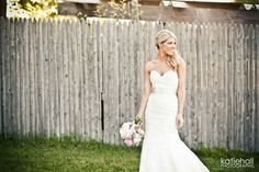 Real Bride Francis in Jim Hjelm style 8156    http://www.jlmcouture.com/Jim-Hjelm/Bridal/Additional/Style-8156