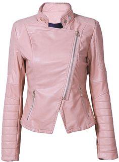 Pink Moto Jacket <3