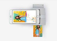 PRYNT POCKET iPhone Cep Yazıcısı ile Fotoğraflarınızın 30 Saniyede Çıktısını Alın