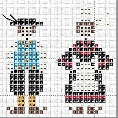 bretagne - breizh - couple - point de croix - cross stitch - Blog : http://broderiemimie44.canalblog.com/