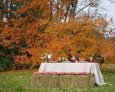 Apple Orchard Wedding, Rustic Wedding Detail