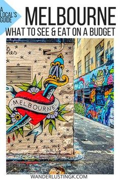 Traveling to Melbourne on a budget? Read a local's tips for the best FREE things to do in Melbourne & insider advice on where to eat in Melbourne on a budget. Australia Tourism, Australia Travel Guide, Visit Australia, Melbourne Australia, Western Australia, Australia Trip, South Australia, Victoria Australia, Perth
