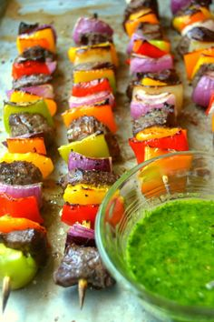 1000+ images about BBQ-Skewers on Pinterest | Kebabs, Kabobs and ...