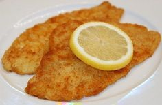 Basic Breaded Flounder Recipe – Food and drink - Fish Recipes Seafood Dishes, Seafood Recipes, Cooking Recipes, Grouper Recipes, Swordfish Recipes, Seafood Meals, Cooking Fish, Cooking Tools, Cooking Ideas