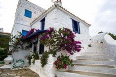 Skopelos island Sporades Aegean sea