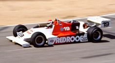 Bobby Rahal - March 82C Cosworth - AirCal 500 (Riverside International Raceway) - 1982 PPG Indy Car World Series, round 8