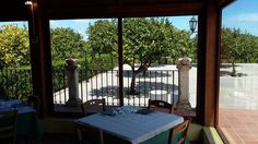 Agriturismo Limoneto, Sicily. Located in the greenery of an organically grown lemon grove http://www.organicholidays.com/at/740.htm