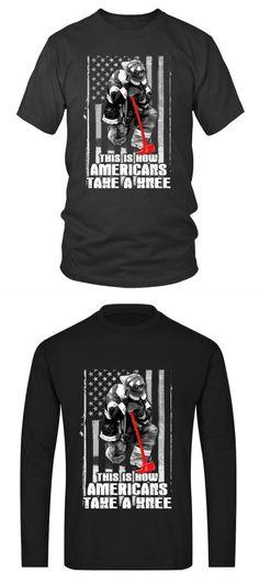 a40b0d06c Firefighter t-shirt designs firefighter how american take a knee  firefighter t-shirts amazon