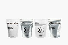 other coffee® Identity & Packaging by empatía ® STUDIO, via Behance