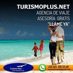 Agencia de viajes asesorate gratis! LLAME YA . #turismoplus #asesoria #boletosaereos #turismo #viajes #negocios #hoteles #cruceros #inversion
