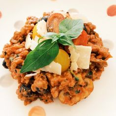 Tomatenrisotto met spelt :: FLEUR PASMAN