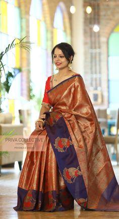 <br> A Road MLA Colony Banjara Hills Hyderabad - <br> Contact : 9160560480 to Indian Clothes, Indian Outfits, Banarasi Sarees, Silk Sarees, Dancing Dolls, Elegant Saree, Party Wear Dresses, Red Silk, Beautiful Saree