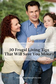 Frugal living what is it? It is living smart, using your money smart and living below your means and saving the rest. Here are 50 frugal living tips that will help save you money.