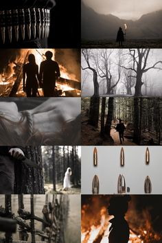 witch hunter aesthetic