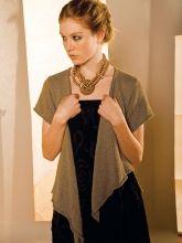 Leilani | Berroco, #knit, free pattern, wrap, #breien, gratis patroon (Engels), omslagdoek, breipatroon
