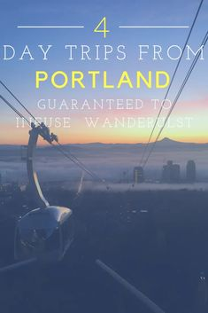 The Day Trips From Portland Oregon That You Should Be Taking Now - Plain Jane Lifestyle