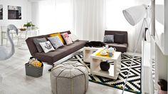 Utrzymane w bieli mieszkanie Lidki i Adama - czysta przytulna przestrzeń