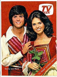 The Donny and Marie Show.