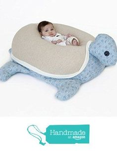 Kids & Baby bean bag, Floor pillow ,Giant animal shaped turtle Bean bag chair,mocha & blue Paisley color, with an internal pillow for easy wash and maintenance. from Pockets Baby & kids Bean Bag Bed, Bean Bag Chair, Giant Animals, Kids Bean Bags, Foto Baby, Baby Pillows, Baby Furniture, Baby Sewing, Baby Items