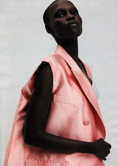 'pastel perfect' | grace bol | marie claire us march 2014 | by markus pritzi