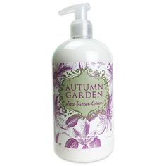 Autumn Garden Lotion by Greenwich Bay Trading Co