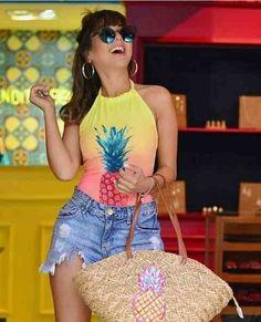 Body Frutas - Abacaxi 😍🙏🏻😍 R$ 69,90 Quer ver mais look?acesse: www.millymodas.com @millymodasoficial  #lookdiva #lovelook #lookdamoda #delicado #lookup #fashion #lookdiferente #look #lookarraso #looklindo #lookmara #fashiondiaries #fashionlook #boanoitee #balada #fashionistas #sucesso #girls #estilosa #style #fashion #selfie #makeup #photo #lookdodia #dodia #estilo #modafeminina #bahia #salvador #modasalvador