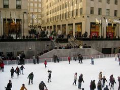 NYC Ice Skating!