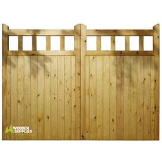 Simple Wooden Driveway Gates Google Search Fences And