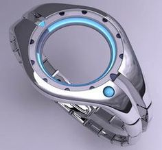 Awesome - Solaris Solar Watch Design Concept