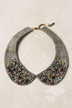 Ravenna Collar #anthropologie