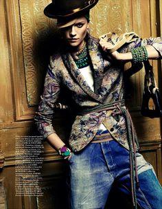 Vogue Paris : Miss Vogue
