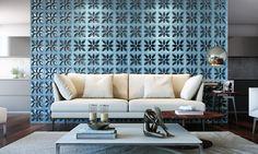Blog da Revestir.com: Cobogos da Ceramica Martins ganham novos modelos, cores e usos!