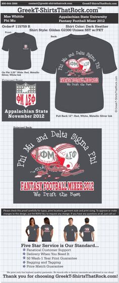 Delta Sigma Pi T-Shirts That Rock 115759proofR3 ...................................................WORK 1 ON 1 with a member of our design team until your T-Shirt ideas are perfect.... and ALWAYS them on in time (before you even need them) at the price you want! ...................................................................................................... JUST CLICK THIS IMAGE TO GET STARTED!