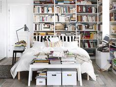 IKEA katalogen 2014. IVAR sängstomme.