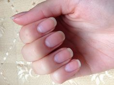 Your nails can grow long....one step at a time