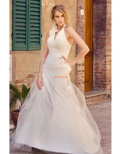 A-line Tulle Sleeveless Wedding Dresses 2014 Wedding Dresses Sydney, Wholesale Wedding Dresses, Buy Wedding Dress, Wedding Dresses 2014, One Shoulder Wedding Dress, Dresses 2013, Prom Dresses, Rembo Styling, Prom Dress Stores