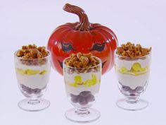 Grape and Mango Parfaits recipe from Giada De Laurentiis via Food Network