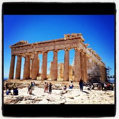 Παρθενώνας (Parthenon) στην πόλη Αθήνα, Αττική
