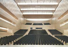 Projects, Conference Centres, Auditori i Palau de Congressos de Girona Image 5