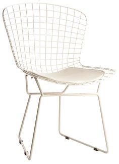 Replica Harry Bertoia Side Chair by Harry Bertoia - Matt Blatt