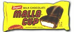 My favorite and they came with cards inside to save up points to get free Mallo Cups.