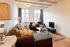 Livingroom Reguliers Canal House apartment Amsterdam