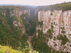 itaimbezinho canyon, south,rio grande do sul