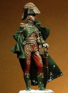 He was nearly immediately blamed for Napoleon's defeat at Waterloo by not being able to stop the Prussians from joining Wellington. Military Figures, Military Art, Military Uniforms, Etat Major, French History, Modelos 3d, Military Modelling, Virtual Museum, French Army