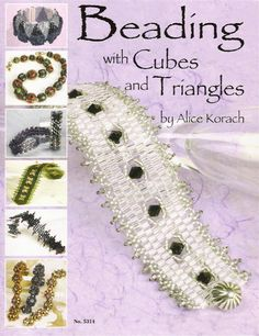 beading with cubes and triangles 1-2 - Maite Omaechebarria - Picasa Web Albums