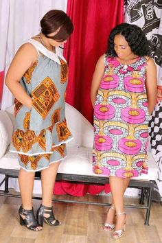 Beautiful Ankara Styles for the Plus size Ladies Latest African Fashion Dresses, African Dresses For Women, African Print Fashion, Africa Fashion, African Attire, African Wear, African Women, Ankara Gown Styles, Ankara Dress