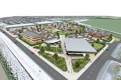 Marina Quay scheme at former Rhyl funfair Next Week, Business News, Wales, Travel, Viajes, Welsh Country, Destinations, Traveling, Trips