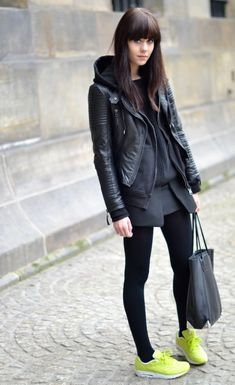 All black! por Camila Coutinho em março 6, 2013